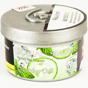 Табак для кальяна Social Smoke Cucumber Chill 250 гр