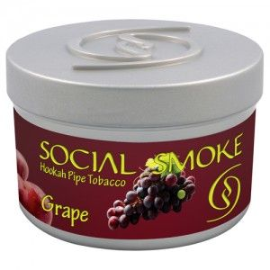 Табак для кальяна Social Smoke Grape 250 гр