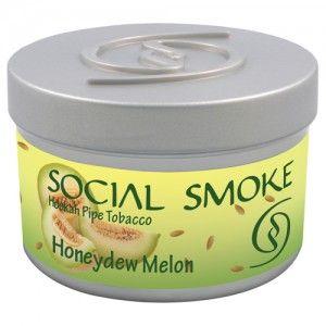Табак для кальяна Social Smoke Honeydew Melon 250 гр