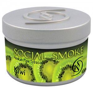 Табак для кальяна Social Smoke Kiwi 250 гр