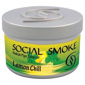 Табак для кальяна Social Smoke Lemon Chill 250 гр