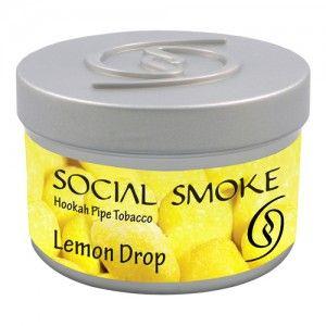 Табак для кальяна Social Smoke Lemon Drop 250 гр