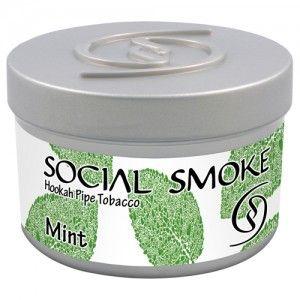 Табак для кальяна Social Smoke Mint 250 гр