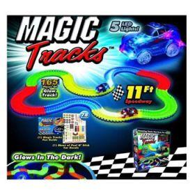 Magic tracks - светящаяся гоночная трасса