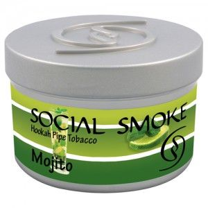 Табак для кальяна Social Smoke Mojito 250 гр