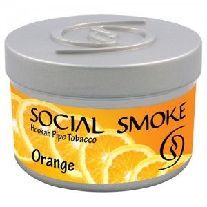 Табак для кальяна Social Smoke Orange 250 гр