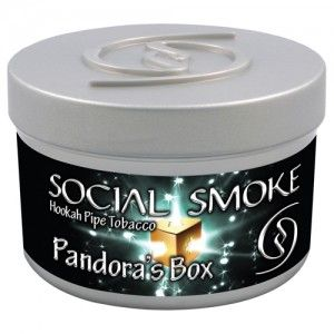 Табак для кальяна Social Smoke Pandora Box 250 гр