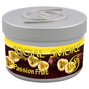 Табак для кальяна Social Smoke Passion Fruit 250 гр