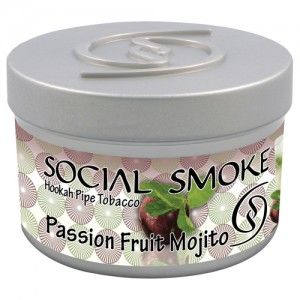Табак для кальяна Social Smoke Passion Fruit Mojito 250 гр