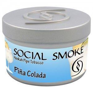 Табак для кальяна Social Smoke Pina Colada 250 гр
