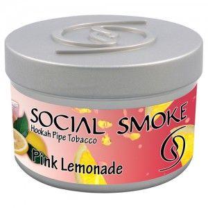 Табак для кальяна Social Smoke Pink Lemonade 250 гр