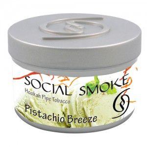 Табак для кальяна Social Smoke Pistachio Breeze 250 гр