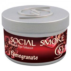 Табак для кальяна Social Smoke Pomegranate 250 гр