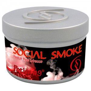 Табак для кальяна Social Smoke Potion #9 250 гр