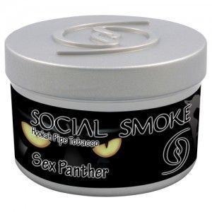 Табак для кальяна Social Smoke Sex Panther 250 гр