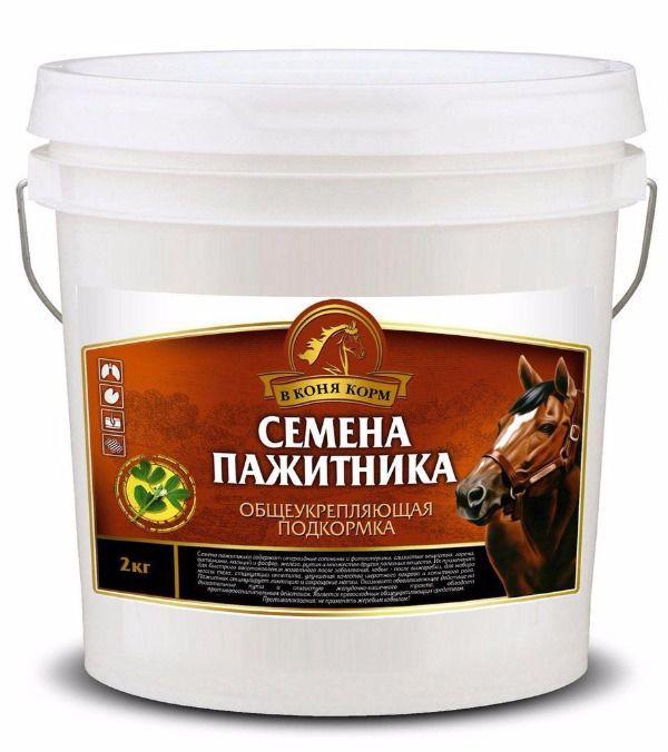 "Семена пажитника 2 кг ""В коня корм""."