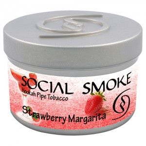 Табак для кальяна Social Smoke Strawberry Margarita 250 гр