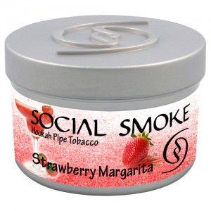 Табак для кальяна Social Smoke Strawberry Margarita 250 гр
