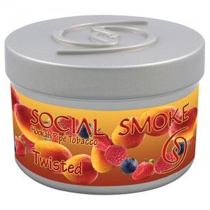 Табак для кальяна Social Smoke Twisted 250 гр