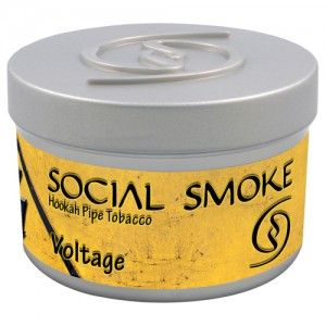 Табак для кальяна Social Smoke Voltage 250 гр