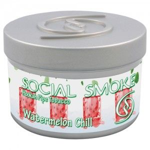 Табак для кальяна Social Smoke Watermelon Chill 250 гр