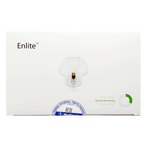 Сенсор для мониторирования глюкозы Инлайт ММТ-7008 (Enlite MMT-7008)