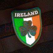 Шеврон щит Ireland