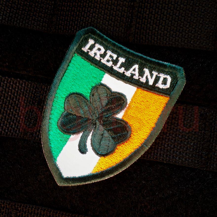 Шеврон Ireland