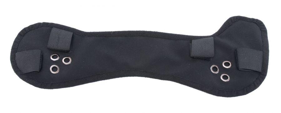Защита от холода для ушей и шеи для жокейки арт.10049 и 10050
