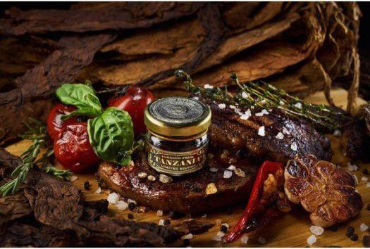 Табак для кальяна WTO Tanzania Мраморная говядина гриль 20 гр