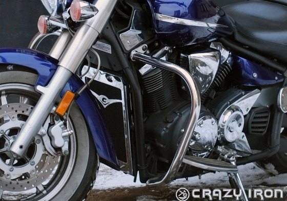[CRAZY IRON] Дуги для Yamaha XVS1300 Midnight Star / V-Star 2007-2015