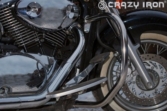 [CRAZY IRON] Дуги для Suzuki VL800 Intruder / Volusia / Boulevard 2000-2014