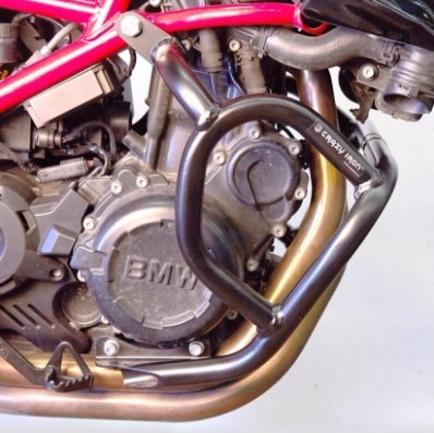 [CRAZY IRON] Дуги для BMW F700GS / F800GS 2007-2015