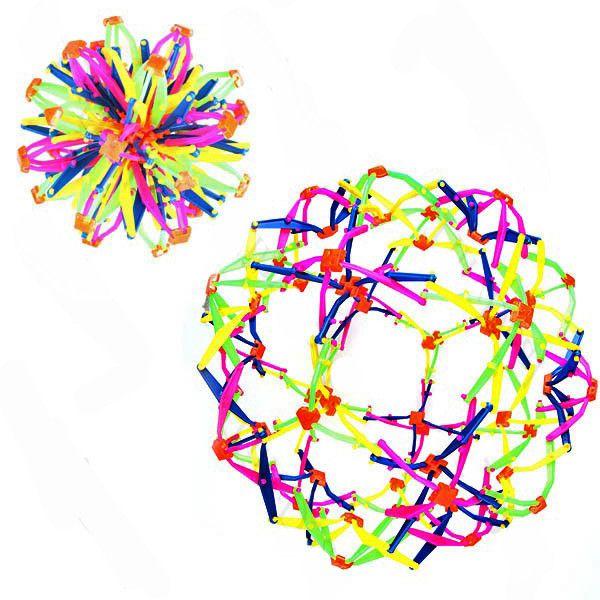 Игрушка большой шар-трансформер ( Сфера Хобермана)