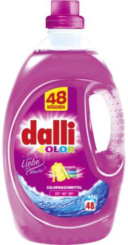 Dalli Гель для стирки цветного белья Color 48 стирок 3,6 л