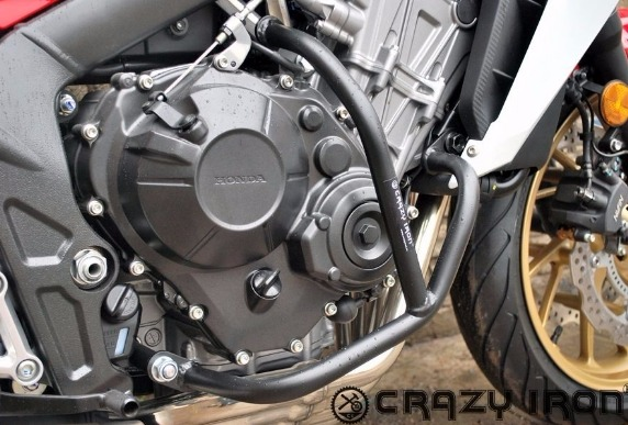 [CRAZY IRON] Дуги для Honda CB650F 2014-2016