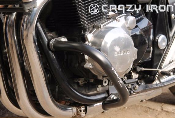 [CRAZY IRON] Дуги для Suzuki GSX1400 2001-2008