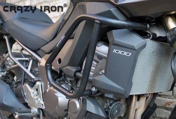 [CRAZY IRON] Дуги для Kawasaki Versys 1000 2012-2014