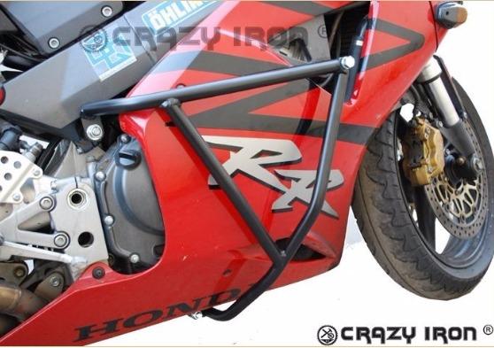 [CRAZY IRON] Дуги для Honda CBR954RR 2002-2003 + слайдеры на дуги