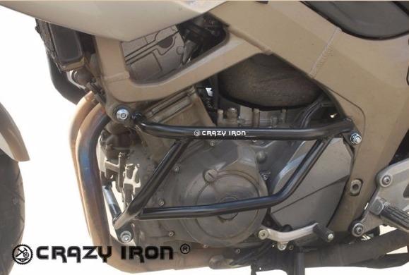 [CRAZY IRON] Дуги для Yamaha TDM900 2002-2012