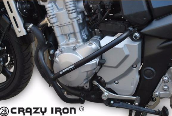 [CRAZY IRON] Дуги для Suzuki GSF650 N/S Bandit 2007-2014