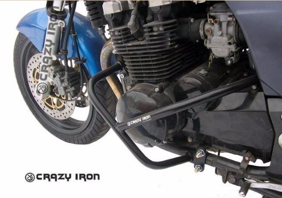 [CRAZY IRON] Дуги для Kawasaki ZR-7 1999-2005