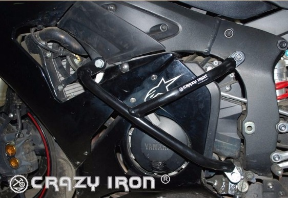 [CRAZY IRON] Дуги для Yamaha YZF-R6 2003-2005