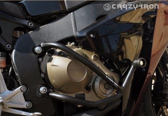 [CRAZY IRON] Дуги для Honda CBR1000RR 2008-2011 + слайдеры на дуги