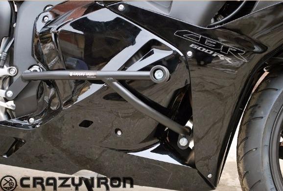 [CRAZY IRON] Дуги для Honda CBR600RR 2009-2012 + слайдеры на дуги