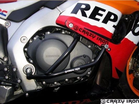[CRAZY IRON] Дуги для Honda CBR1000RR 2004-2007 + слайдеры на дуги