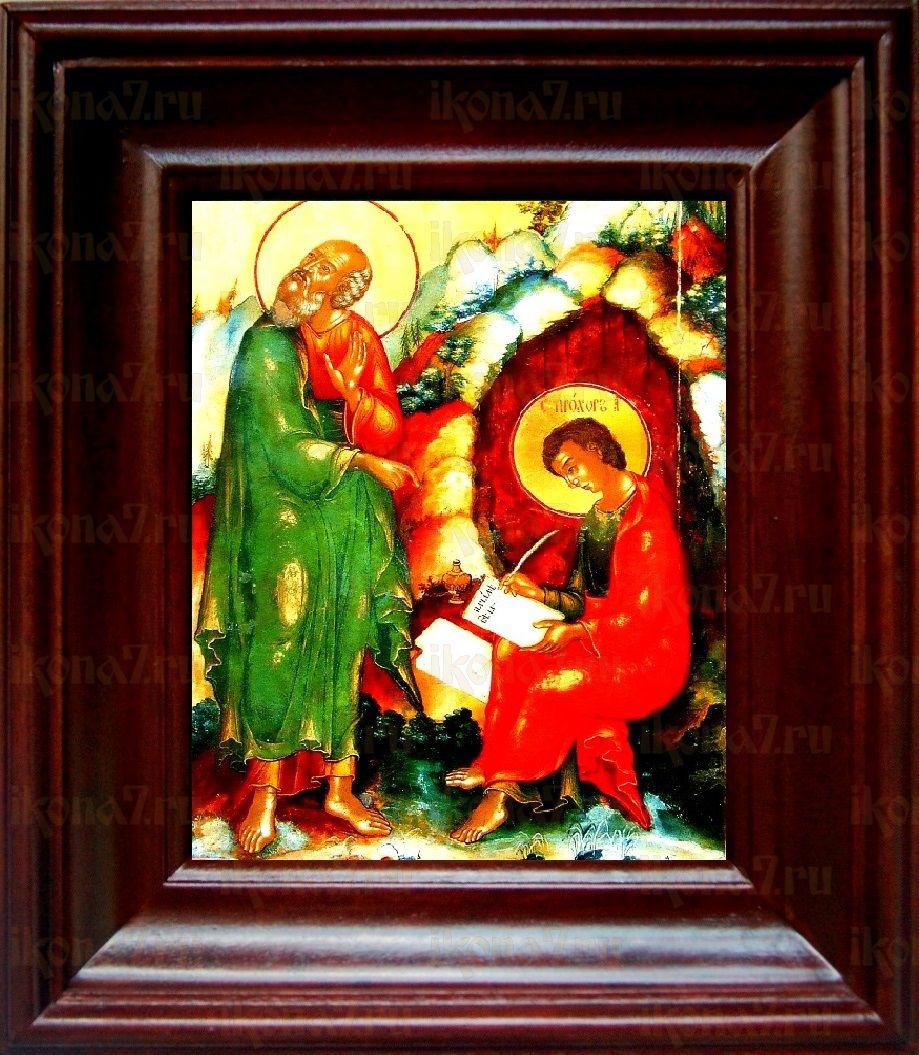 Прохор, апостол от 70-ти (21х24), простой киот