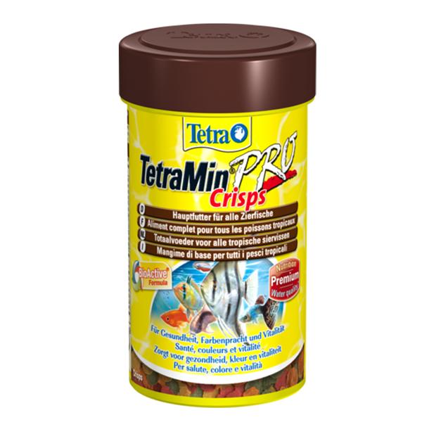 Корм Tetra Min Pro Crisps чипсы 55гр для всех видов тропических рыб