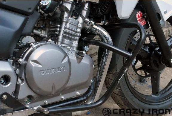 [CRAZY IRON] Дуги для Suzuki GW250, Inazuma 250 2012-2014