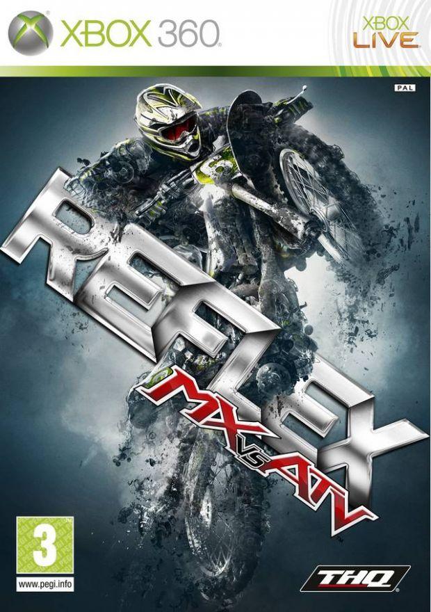Игра MX vs ATV Reflex (Xbox 360)